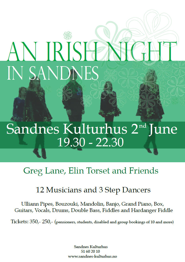 An Irish Night in Sandnes