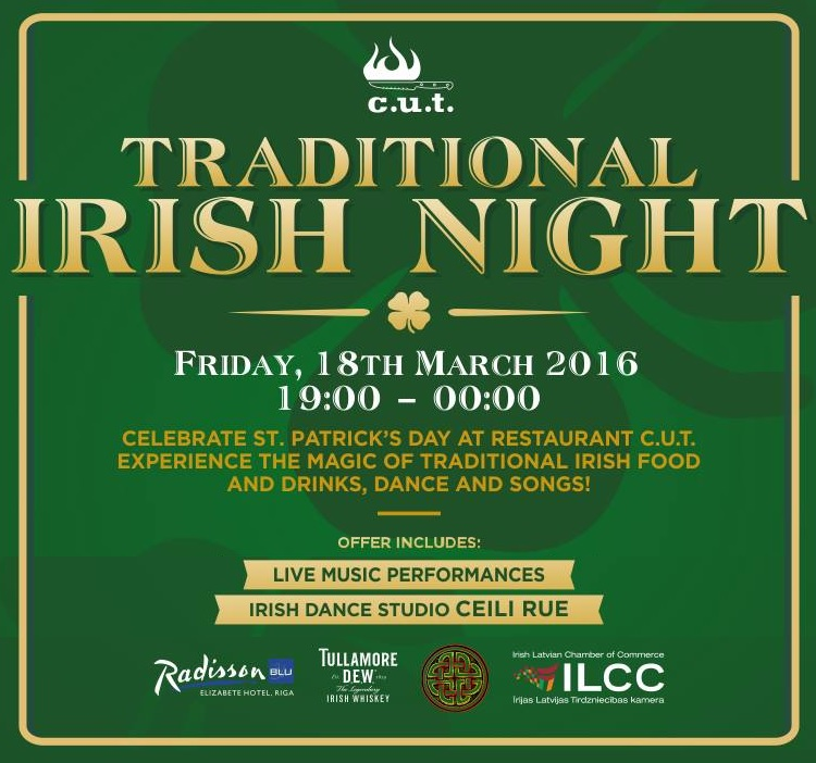 Traditional Irish Night